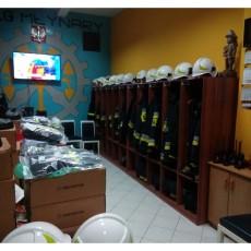 Uzbrojenie osobiste dla strażaków OSP Gminy Młynary